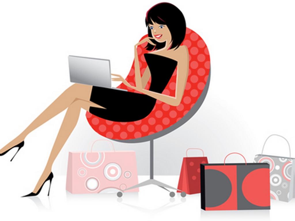 Kobieta pożyczki zakupy