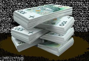 Pieniądze - banknoty 100zł
